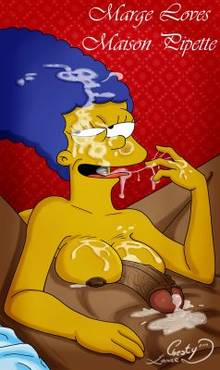 #pic1363494: Chesty Larue – Marge Simpson – The Simpsons