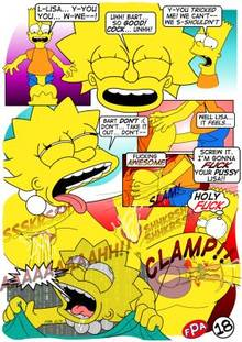 #pic608500: Bart Simpson – FPA – Lisa Simpson – The Simpsons