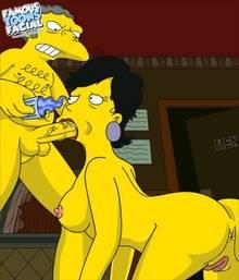 #pic608168: Moe Szyslak – The Simpsons – famous-toons-facial