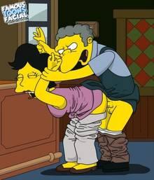 #pic608159: Moe Szyslak – The Simpsons – famous-toons-facial