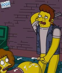#pic602186: Maude Flanders – Snake Jailbird – The Simpsons – famous-toons-facial