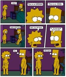 #pic565478: Bart Simpson – Lisa Simpson – The Simpsons – jasonwha