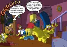 #pic562577: Bart Simpson – Homer Simpson – Lisa Simpson – Marge Simpson – Milhouse Van Houten – The Simpsons – gundam888