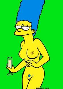 #pic560616: DarkArk07 – Marge Simpson – The Simpsons