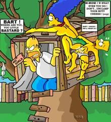 #pic551355: Bart Simpson – Homer Simpson – Marge Simpson – The Simpsons – necron99