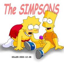 #pic550260: Bart Simpson – Killer – Lisa Simpson – The Simpsons