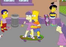 #pic550193: Bart Simpson – Milhouse Van Houten – Nikki McKenna – Sherri – Terri – The Simpsons – mike4illyana