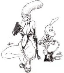 #pic548471: Marge Simpson – The Simpsons – Titeuf – necronocimon