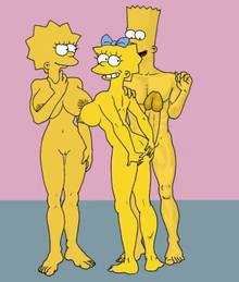 #pic545146: Bart Simpson – Lisa Simpson – Maggie Simpson – The Fear – The Simpsons