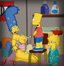 #pic1362988: Bart Simpson – Lisa Simpson – Marge Simpson – The Simpsons