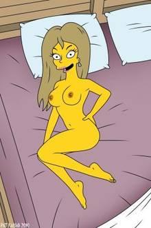 #pic542013: Pat Kassab – Tabitha Vixx – The Simpsons