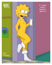 #pic539594: Lisa Simpson – The Simpsons – ross