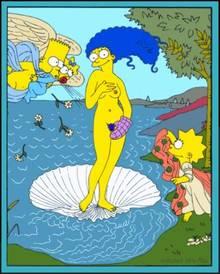 #pic535332: Bart Simpson – Lisa Simpson – Maggie Simpson – Marge Simpson – Mole – The Simpsons