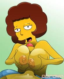 #pic531147: Maude Flanders – The Simpsons – pbrown
