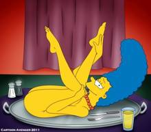 #pic661016: Marge Simpson – The Simpsons – cartoon avenger