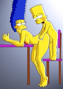 #pic660275: Bart Simpson – Marge Simpson – The Simpsons