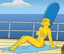 #pic628667: Marge Simpson – The Simpsons – WVS