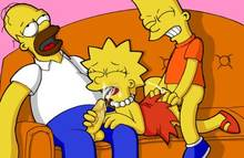 #pic628130: Bart Simpson – Homer Simpson – Lisa Simpson – The Simpsons