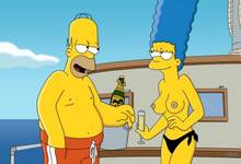 #pic628635: Homer Simpson – Marge Simpson – The Simpsons – WVS
