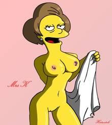 #pic627272: Edna Krabappel – The Simpsons