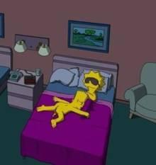 #pic624826: Bart Simpson – Lisa Simpson – The Simpsons