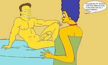 #pic622200: Marge Simpson – The Simpsons – Troy McClure