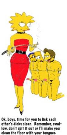 #pic645084: Bart Simpson – Lisa Simpson – Milhouse Van Houten – Nelson Muntz – The Simpsons
