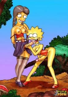 #pic644183: Lisa Simpson – The Simpsons – futa-toon