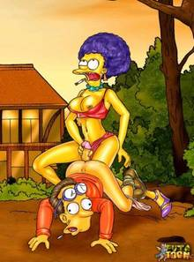 #pic644275: Patty Bouvier – The Simpsons – futa-toon