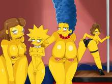 #pic643252: Edna Krabappel – Elizabeth Hoover – Lisa Simpson – Marge Simpson – The Simpsons – sssonic2