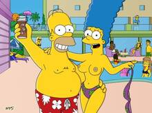 #pic637189: Homer Simpson – Marge Simpson – The Simpsons – WVS