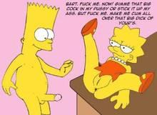 #pic634825: Bart Simpson – Lisa Simpson – The Simpsons