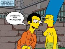 #pic630468: Artie Ziff – Marge Simpson – The Simpsons – WVS