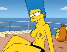 #pic630469: Marge Simpson – The Simpsons – WVS – animated