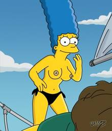 #pic630467: Marge Simpson – The Simpsons – WVS