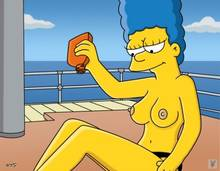 #pic629639: Marge Simpson – The Simpsons – WVS