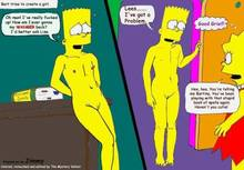 #pic524031: Bart Simpson – Jimmy – Lisa Simpson – Rule 63 – TMV – The Simpsons