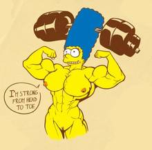 #pic1361531: Marge Simpson – The Simpsons – gettar82