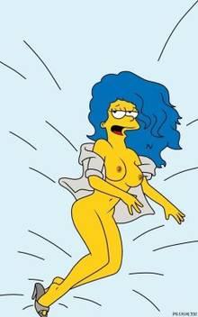 #pic521266: Marge Simpson – Pat Kassab – The Simpsons