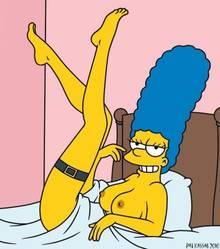 #pic521263: Marge Simpson – Pat Kassab – The Simpsons
