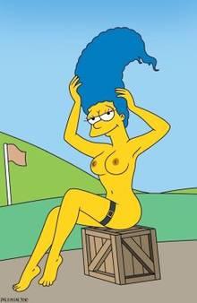 #pic521261: Marge Simpson – Pat Kassab – The Simpsons