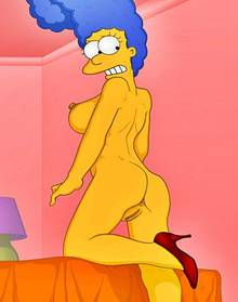 #pic511899: Marge Simpson – The Simpsons – anon edits