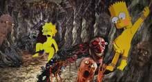 #pic513073: Bart Simpson – Hell Demons – Lisa Simpson – The Simpsons