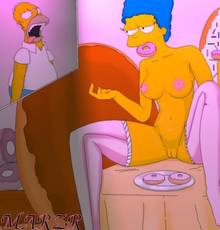 #pic511053: Homer Simpson – Marge Simpson – Marzr – The Simpsons