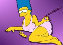 #pic510654: Homer Simpson – Marge Simpson – The Simpsons