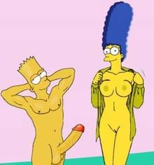 #pic508668: Bart Simpson – Marge Simpson – The Simpsons