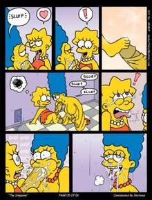 #pic506171: Akabur – Lisa Simpson – Marge Simpson – The Simpsons