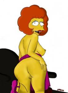 #pic505155: AMH – Maude Flanders – The Simpsons