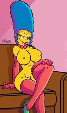 #pic1243466: Marge Simpson – The Simpsons – eltonpot – ricardomontenegro
