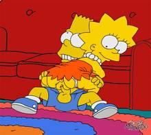 #pic1243325: Bart Simpson – JoseMalvado – Lisa Simpson – The Simpsons